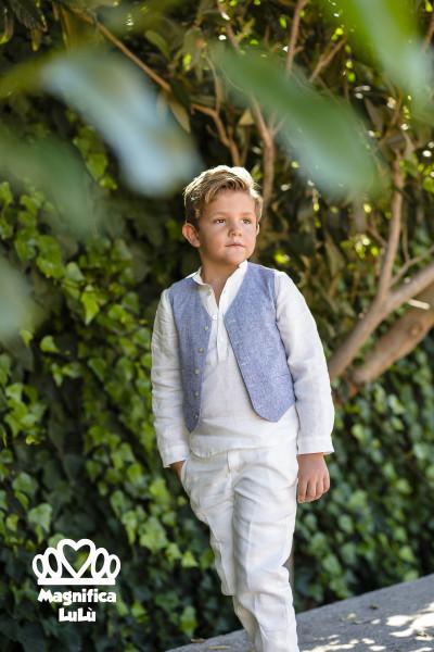 traje de ceremonia infantil 2016 españa