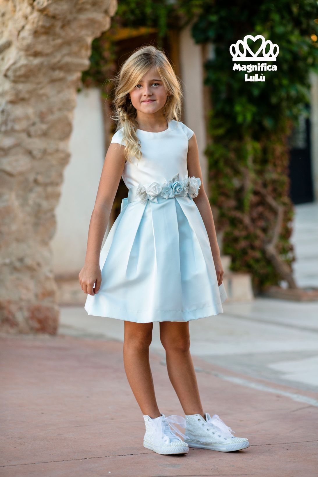 Vestidos de fiesta magnifica lulu